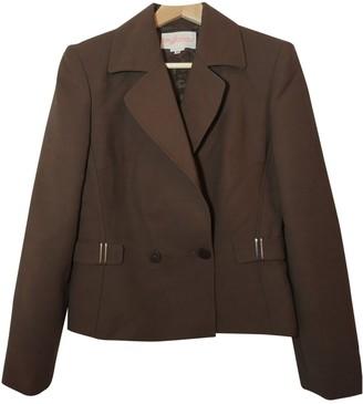 Byblos Brown Jacket for Women Vintage