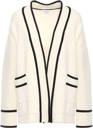 Claudie Pierlot Ribbed-knit Cardigan