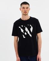 Wood Wood AA Two Tones T-Shirt