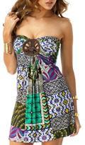 Sky Crawford Mini Dress