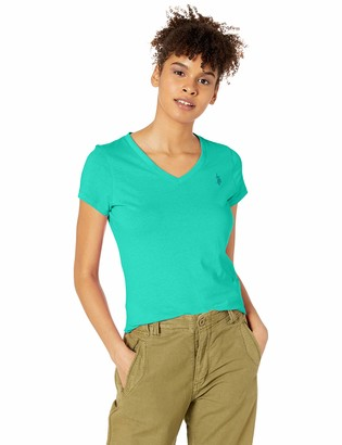 U.S. Polo Assn. Women's Light Weight Jersey T-Shirt