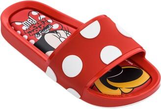 Mel by Melissa Mickey Mouse & Friends Beach Slide Sandal