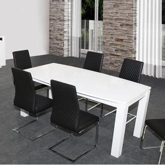 Orren Ellis Dowell Expandable Dining Table