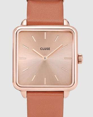 Cluse La Tetragone Leather