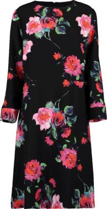 Maison Common Floral Print Dress