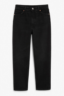 Monki Taiki jeans black