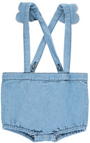 Emile et Ida Sale - Chambray Bloomers with Braces