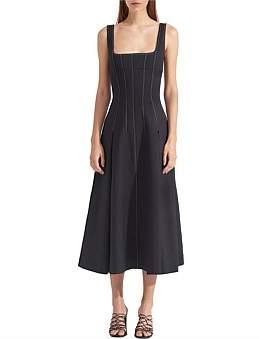 Dion Lee Pinstitch Corset Dress