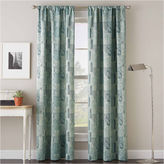 Asstd National Brand Calypso Rod-Pocket Curtain Panel