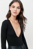 Out From Under Emerson Seamless Deep-V Bodysuit