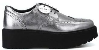 Hogan H355 Platform Brogue Shoes