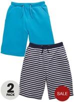 Very 2 Pk Jersey Shorts