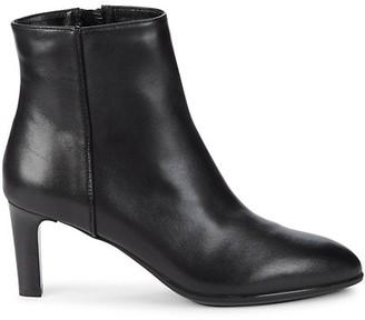 Aquatalia Delilah Leather Booties