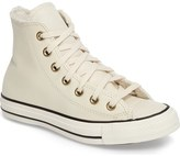Converse Chuck Taylor ® All Star ® Faux Fur High Top Sneaker (Women)