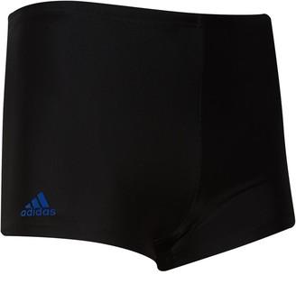 adidas Mens Gorshop 2 Swim Boxers Black/Collegiate Royal