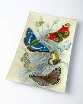 John Derian Butterfly Tray