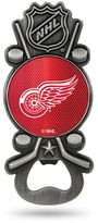 Detroit Red Wings Party Starter Bottle Opener Magnet