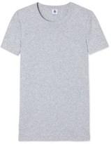 Petit Bateau Womens T-shirt in heritage rib