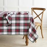 Williams-Sonoma Classic Stewart Tartan Tablecloth