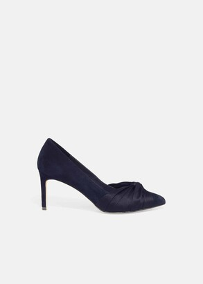 Phase Eight Kendal Knot Front Pointed Court Shoes
