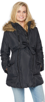 Motherhood Modern Eternity 3 In 1 Belted Maternity Puffer Coat