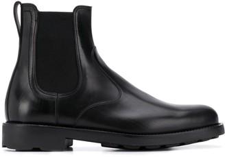 Salvatore Ferragamo Chelsea boots