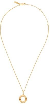 Chloé letter O pendant necklace