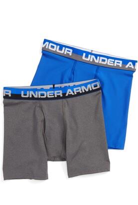 Under Armour 2-Pack Boxer Briefs