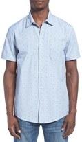 Quiksilver 'Everyday Mini' Dobby Short Sleeve Woven Shirt