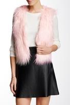 Tart Goldie Faux Fur Vest
