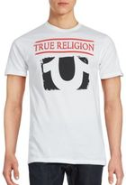 True Religion Horseshoe Logo T-Shirt