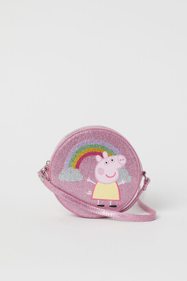 H&M Shoulder Bag with Design