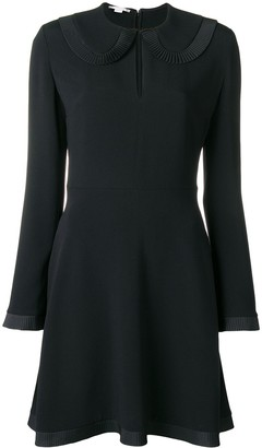 Stella McCartney Pleated Collar Dress