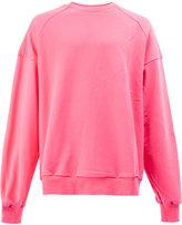 Juun.J embroidered sweatshirt