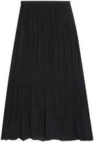 Elizabeth and James Tiered Maxi Skirt
