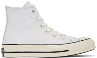 Converse White Next Level Chuck 70 High Sneakers