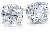 Diamond Stud Earrings in Platinum (2 ct. tw.)