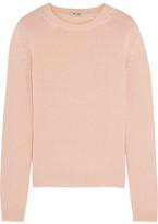 Miu Miu Cashmere Sweater - Blush