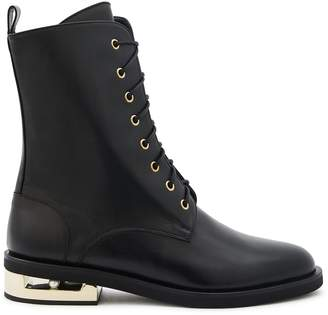 Coliac Cesare lace-up ankle boots