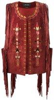 Isabel Marant embroidered waistcoat