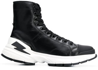 Neil Barrett high-top sneakers
