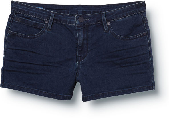 Quiksilver QSW Balcony Boat Ramp Blue Shorts