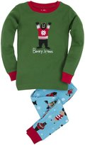 Hatley PJ Set (App) (Toddler/Kid) - Beary X-4