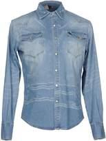 (+) People + PEOPLE Denim shirts - Item 42600941