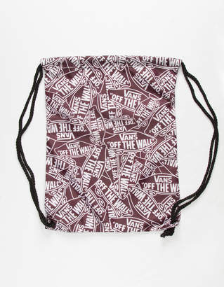 Vans League Bench Off The Wall Cinch Sack