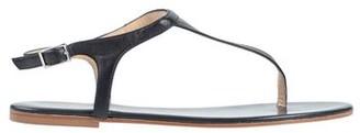a. testoni A.TESTONI Toe strap sandal