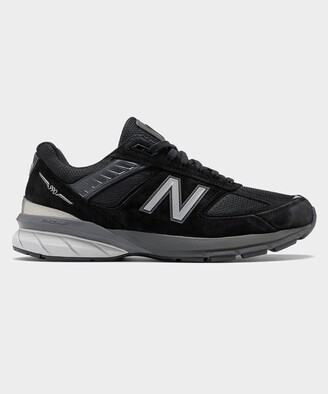 New Balance Made in USA 990v5 in Black