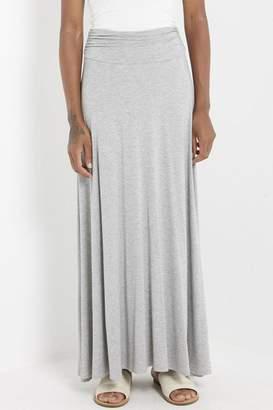 Maitai Stretch Knit Maxi-Skirt