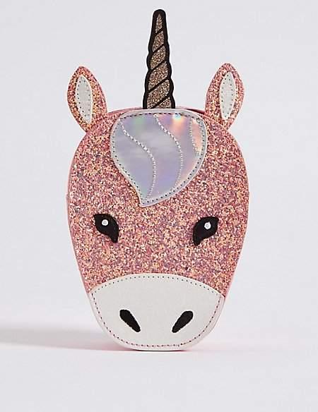 Marks and Spencer Kids' Unicorn Cross Body Bag