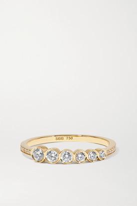 Sophie Bille Brahe Pleine De Diamant 18-karat Gold Diamond Ring - 52